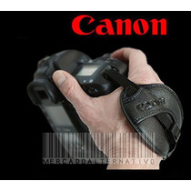 Hand Grip Strap Canon E1 Suporte Alça Mão T1i T2i T3i T4i T5