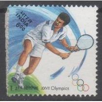 India 2000 * 27º Jogos Olímpicos .de Verão * Sidnei * Tênis