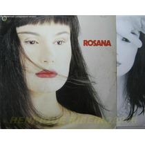 Rosana Lp Doce Pecado + Encarte