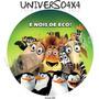 Capa Estepe Ecosport, Novaeco, Madagascar, É Nóis Eco, M-95