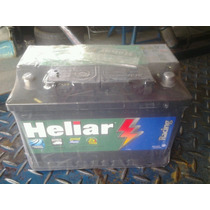 Bateria Heliar Racing 75 Amperes 2 Anos De Garantia