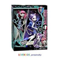 Monster High Rochelle E Catrine - Original Mattel