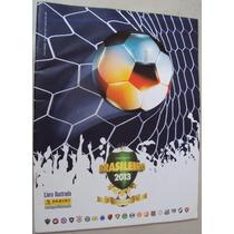Album Figurinhas Campeonato Brasileiro 2013