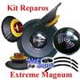 Kit Reparo Falante Magnum 12¨350rms Woofer 4/8 Ohms-bob.64mm
