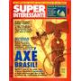Superinteressante 88 * Jan/95 * Axé Brasil!