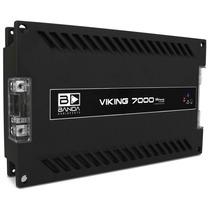 Modulo Banda Viking 7000w Rms 2 Ohms Amplificador Digital