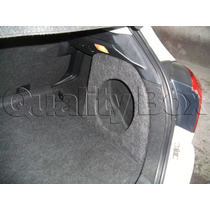 Caixa De Fibra Lateral Reforçada Mitsubishi Asx (até 2015)
