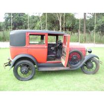 Ford 1929 Troco Por Camaro 2010 Ou 11, Pago A Diferença