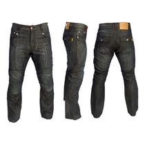 Calça Motociclista Texx Jeans Evolution Kevlar Texx Roadsign