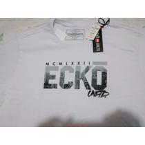 Camiseta Ecko Linda,original, Nova, Muito Barato!