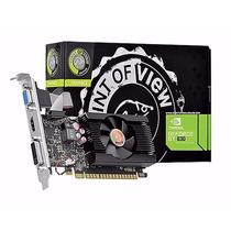 Placa De Vídeo Point Of View Geforce Gt630 2gb Ddr3 128 Bits