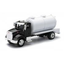 Miniatura Caminhão Peterbilt 335 Fossa 1:43 New Ray
