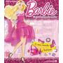 Barbie O Guarda Roupa Dos Sonhos - Album C/ 100 Figurinhas