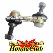 Bieleta Da Barra Estabilizada Dianteira Honda Crv 2000, 2001