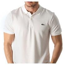 Camisa Polo Lacoste Original Nota Fiscal Varias Cores Pronta