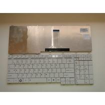 Teclado Toshiba L350 L500 L550 P200 P300 A500 A505
