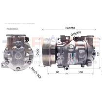Compressor Fiat Marea Turbo 2.4 99> Sanden 1419 Sd6v12
