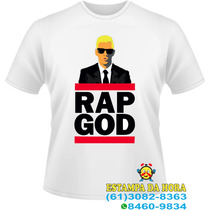 Camisa Do Eminem