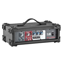 Cabeçote Amplificador Multiuso Ll 160 Com Usb - 35 Watts