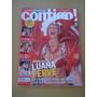 Revista Contigo Luana Piovani Gisele Bündchen Galisteu