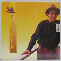 Lp Fagner - Cidade Nua - 1989 - Rca -(com Encarte)
