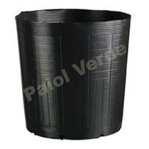 100 Vasos Pote Para Mudas Plastico 3 Litros
