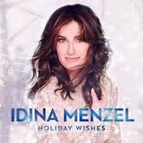Cd Idina Menzel Holiday Wishes ( Frozen - Glee )
