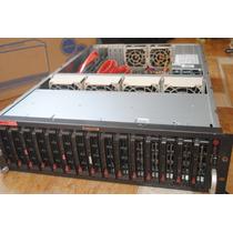 Servidor Supermicro X7db8 Sas/sata Intel Xeon