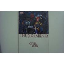 Cx Delta 37 - 22 ### Marvel Thunderbolts Civil War Ingles
