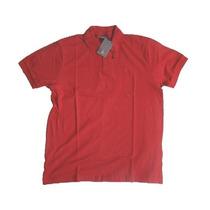 Camisa Polo Lee Tops Vermelha