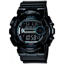 Relógio Casio Gd-110-1dr G-shock Militar Sport - Refinado