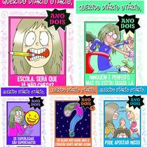 Querido Diário Otário Ano 2 - 5 Livros