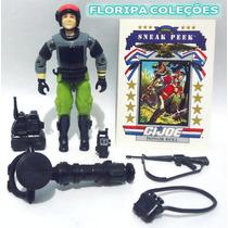 1988 Sneak Peek V2 Night Force Boneco Comandos Em Acao Gijoe