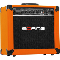 Amplificador Cubo Borne Strike G70 + Brindes Fender