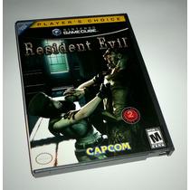 Resident Evil 1 Remake Re Original Completo - Gamecube