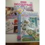 Lote De 3 Revistas Para Decoupage ( Passo A Passo)
