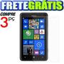 Pelicula Premium Nokia Lumia 625 N625 Fosca Ou Transparente