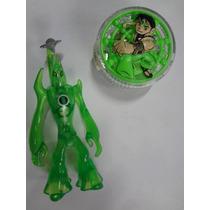 Boneco Ben 10 Força Alienígena Gosma + Ioiô Ben 10