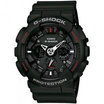 Relógio Casio Ga-120-1adr G-shock Militar Sport - Refinado