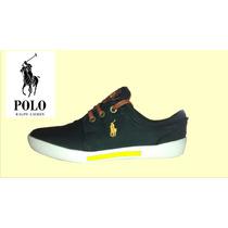 Tênis Infantil Sapatênis Polo Para Criança Promoção!!!