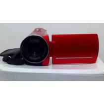 Mini Filmadora Proteste Digital 3x1 - Cód.683 - Vermelha