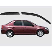 Calha De Chuva Renault Logan 4 Portas 29.005
