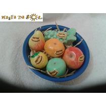 Bacia De Frutas Sabonete Artesanal