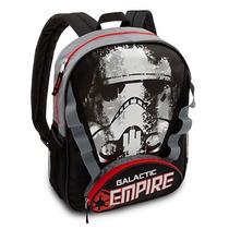 Mochila Star Wars Galactic Empire Original Disney No Br