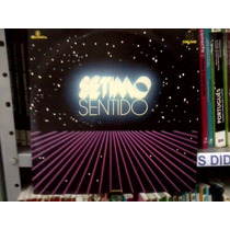 Lp -novela Sétimo Sentido - Nacional 1982 Frete 10,00