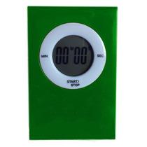 Cronômetro Digital - Timer Com Alarme - Magnético