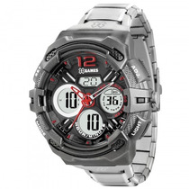 Relógio Xgames Xmpsa024 P2sx Esportivo Anadigi - Refinado