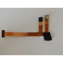 C1 Camera Frontal + Traseira Para Tablet Genesis 7204 Novo