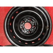 Roda Ranger 2013 Aro 17 De Ferro Valor 250.00 Unida