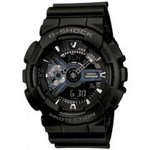Relógio Casio Ga-110-1bdr G-shock Militar Sport - Refinado